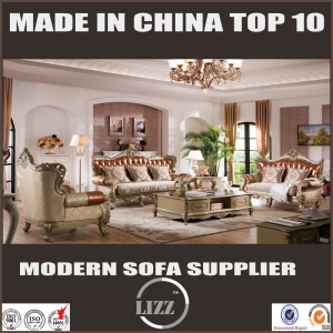 Luxury Living Room Furniture Sofa with Coffee Table