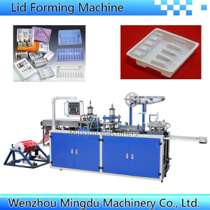 Automatic Plastic Box Making Machine