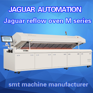 SMT Reflow Oven with Stable Performance and 8 Heating Zones