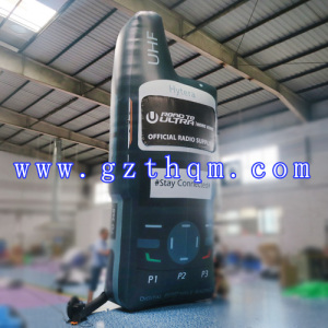 Inflatable Giant Mobile Phone Advertising/New Design Advertisement Inflatable Model