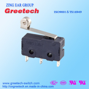 Long Life Miniature Micro Switch Used in Phone and Designs