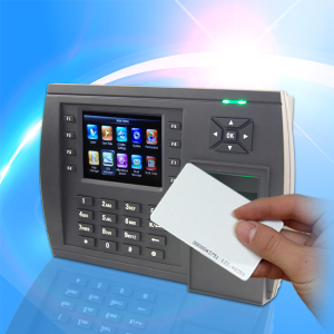 Standalone Fingerprint Time Attendance with TCP/IP (TFT500)
