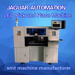 Inline Pick and Place Machine for SMD Mounting (Top-10)
