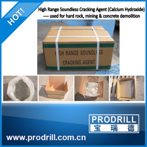 C1 / C2 / C3 / C4 Concrete Silent Cracking Chemicals