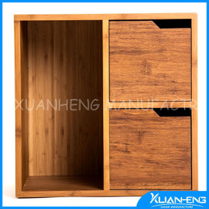 High Quality Small Tiger Bamboo Box for Office Using