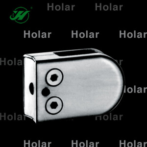 Stainless Steel Glass Holder for Glass Balustrade