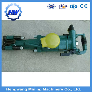 Chinese Factory Direct Sale Hand Held Pneumatic Rock Drill